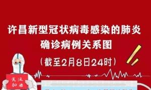 许昌31例确诊病例关系图!