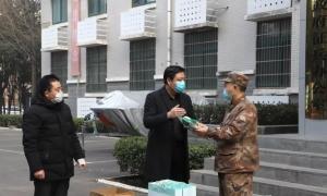 抗击疫情!禹州天源捐赠医药物资后,再捐助40万!