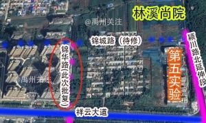总数超920万!禹州这2条道路列入重点项目!即将....