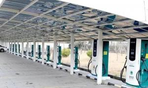 1亿!禹州将建新能源充电站充电桩项目