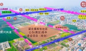 禹州:2021年启动南区高中、第五实验初中部、第六实验等项目 ...